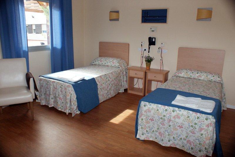 Residencias personas mayores sevilla